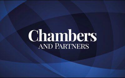 Chambers & Partners HNW 2021: Agradecidos por el reconocimiento