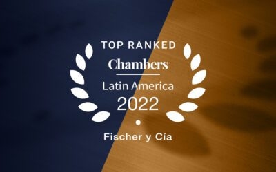 Chambers & Partners LA 2022 confirms Band 1 for Fischer y Cía.